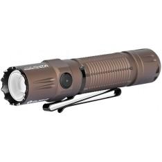 Фонарь Olight M2R Pro Tan + аккумулятор 5000mAh, зарядное USB-устройство