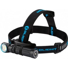 Фонарь Olight Perun KIT Black c наголовным креплением