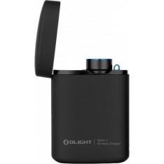Фонарь Olight Baton 3 Premium Black с зарядной станцией