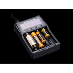 Зарядное устройство Fenix ARE-A4 (18650, 14500, 26650, АА, ААА, 16340, 10440, С, 21700)