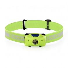 Фонарь налобный Olight H05 Active, зеленый