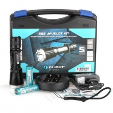 Фонарь Olight M23 KIT (в компл. зарядка и 2 аккумулятора)
