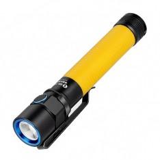 Фонарь Olight S2A Baton, жёлтый