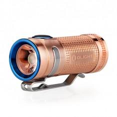 Фонарь Olight S mini Limited Copper, медный + аккумулятор в подарок!