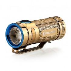 Фонарь Olight S mini Limited Copper, золотой