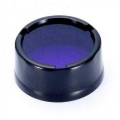 Диффузор-фильтр для фонарей Nitecore NFB23 (22-23mm), синий