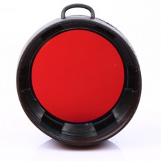 Светофильтр Olight 23 мм, красный