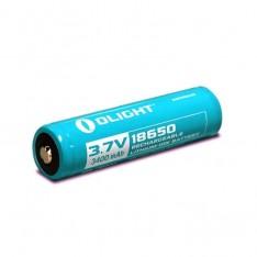Аккумулятор 18650 Li-Ion Olight 3.7V 3400mAh, защищенный