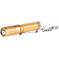 Фонарь Olight i3 EOS Gold