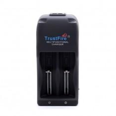Зарядное устройство 2x18650, CR123A, 16340, 14500 TrustFire TR-006