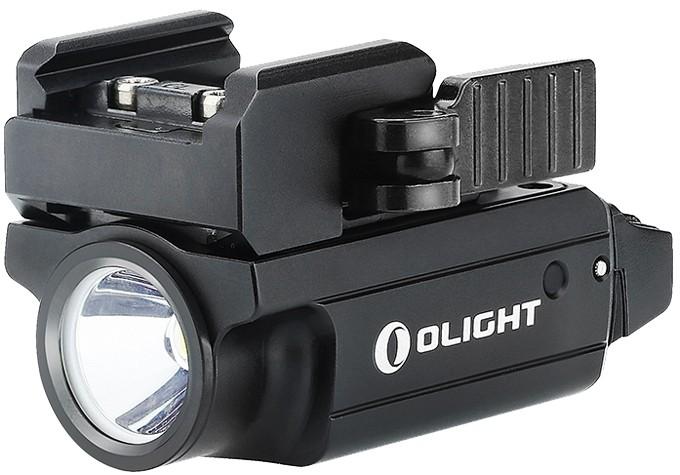 Фонарь Olight PL-MINI 2 Valkyrie пистолетный под Пикатинни черный