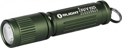Фонарь Olight I3UV EOS OD Green