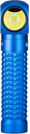 Налобный фонарь Olight Perun Blue +  аккумулятор и зарядка
