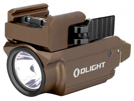 Фонарь Olight Baldr Mini Desert Tan с ЛЦУ