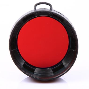 Светофильтр Olight 40 мм, красный