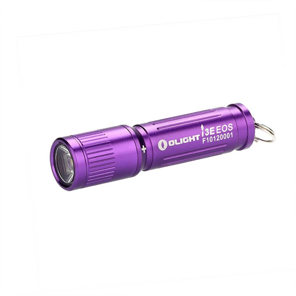 Фонарь Olight i3E EOS пурпурный