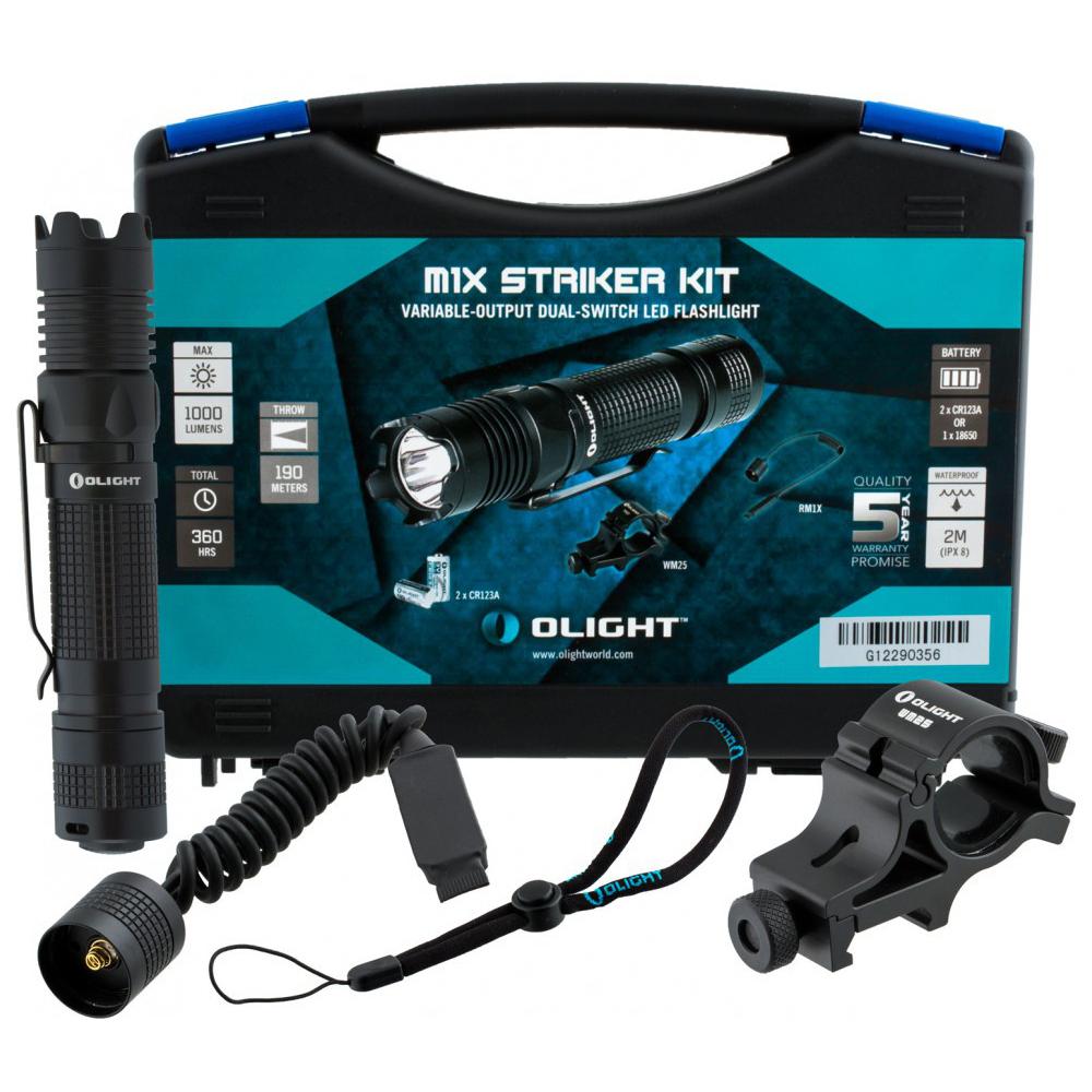 Набор тактический Olight M1X Striker